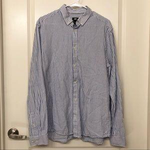 H&M Men's Button Down Shirt